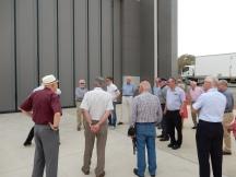AWM's newest storage building