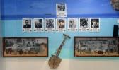 Miss Bee Haven crew and Betio war relics