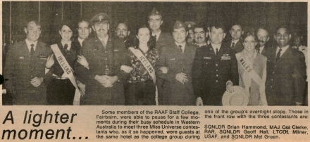 RAAF News September 1979 (33 Course)